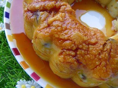 Gateau de semoule aux raisins secs thermomix blog - Cuisiner tous les jours avec thermomix ...