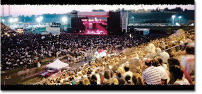 Hershey Park Stadium Hershey Pa Hershey Park Summer Concert Venues