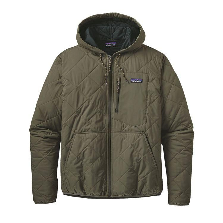 Patagonia Diamond Quilted Bomber Hoody Bill Amp Paul S