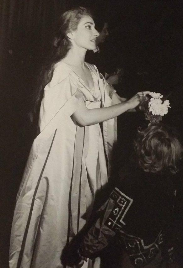 Maria Callas Tod