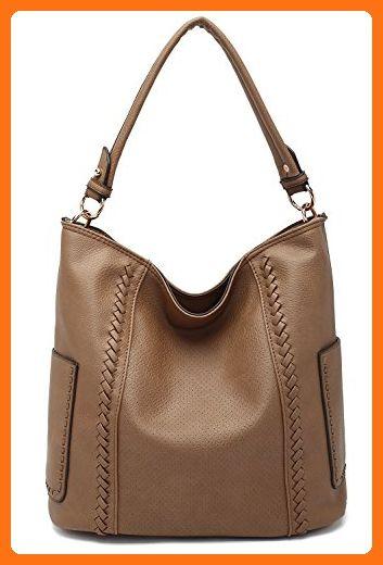 MKF Collection Trixie Hobo Shoulder Handbag by Mia K Farrow