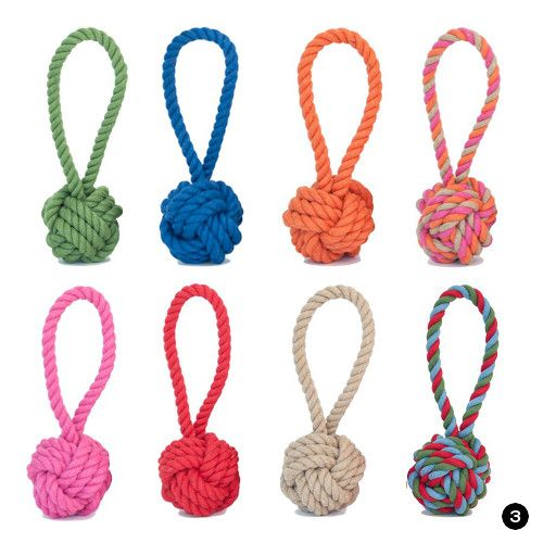 Holiday Gift Guide 12 Cool Toys For Dogs With Images Rope Dog