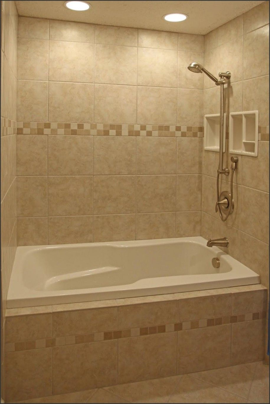 ceramic tile tub surround ideas | Awesome Ceramic Shower Ideas White ...