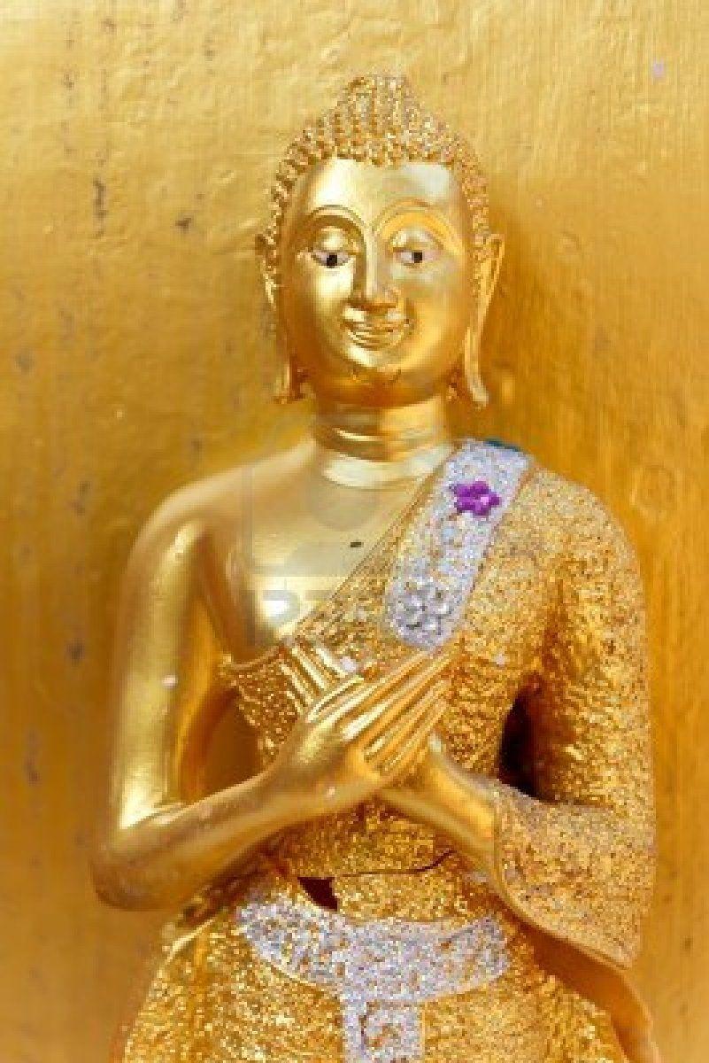 Gold Buddha, Thailand