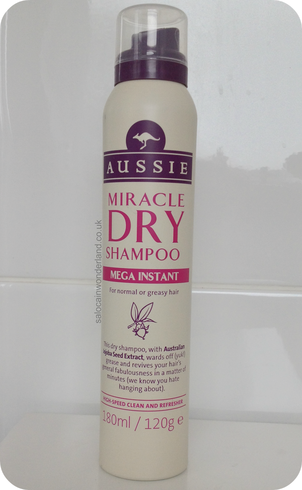 August 2014 Favourites Paraben free products, Dry