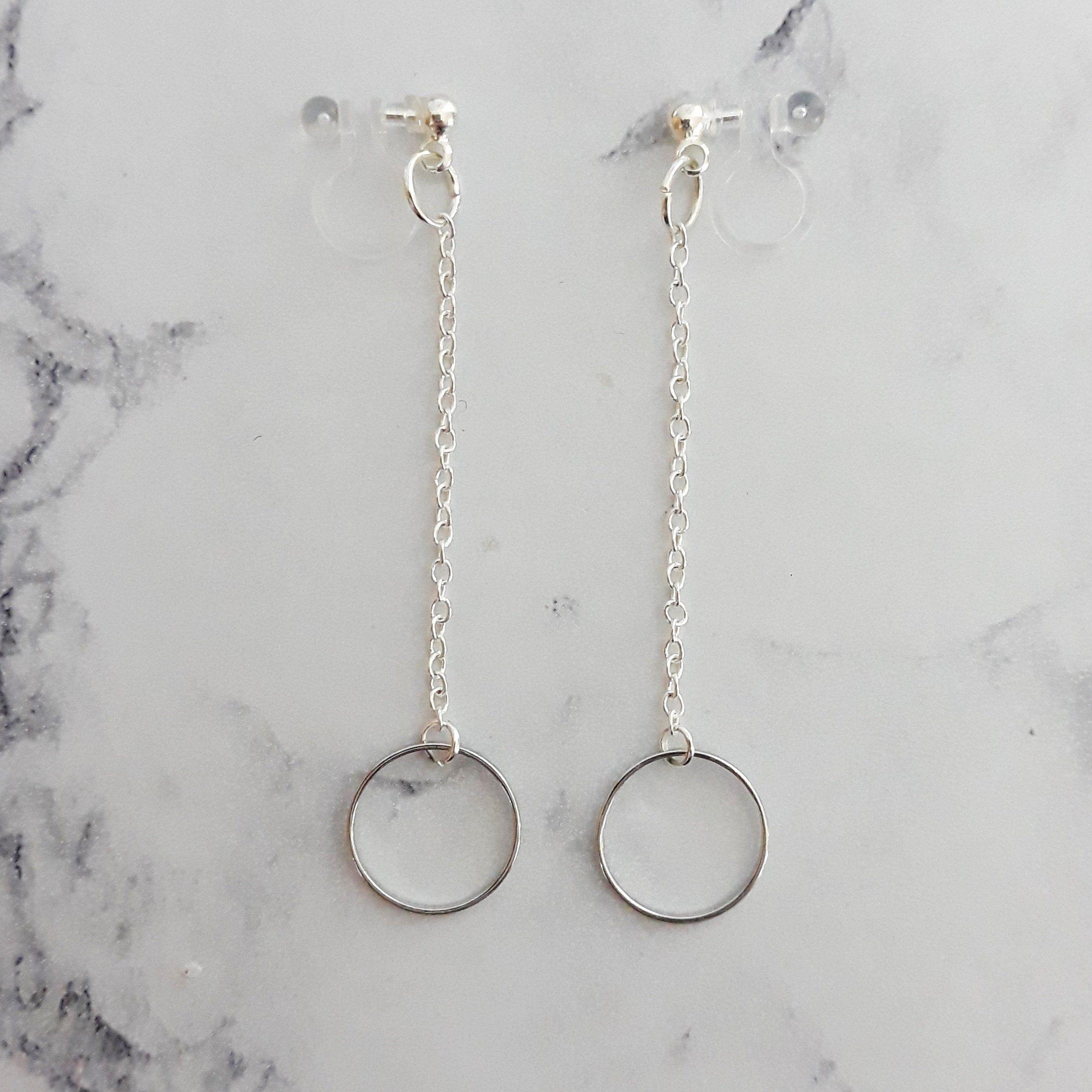 petits anneaux bijoux boucle d'oreille