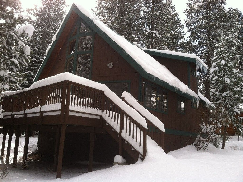 Cabin vacation rental in tahoe donner from