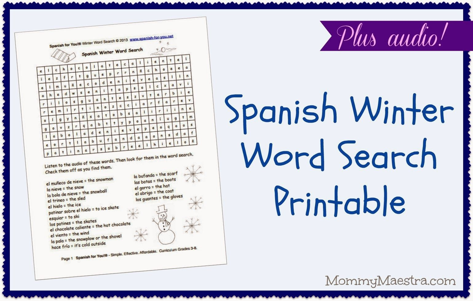 Pin By Spanish For You