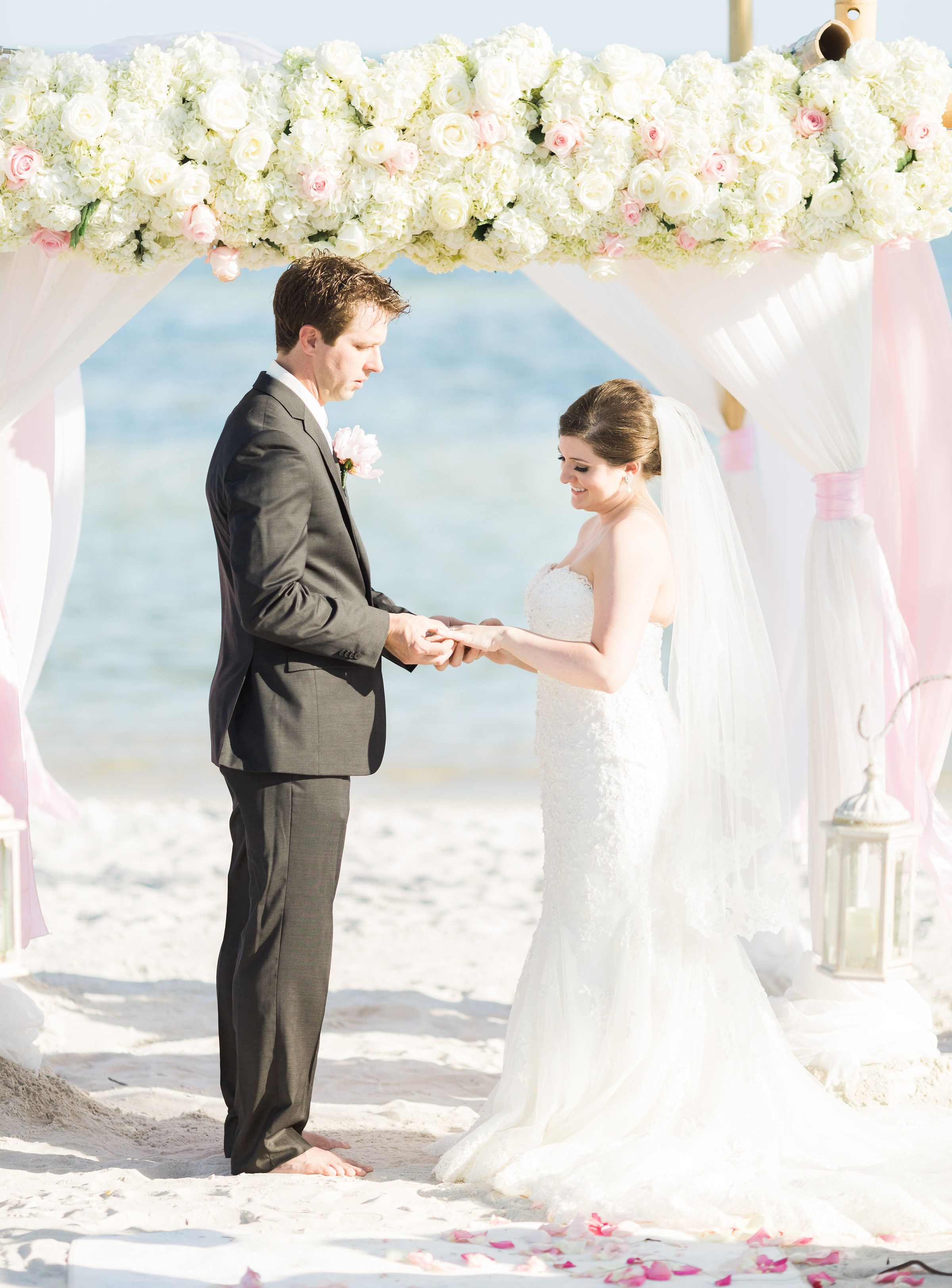 Pin by Say Yes in Key West on Wedding arches Altar decorations