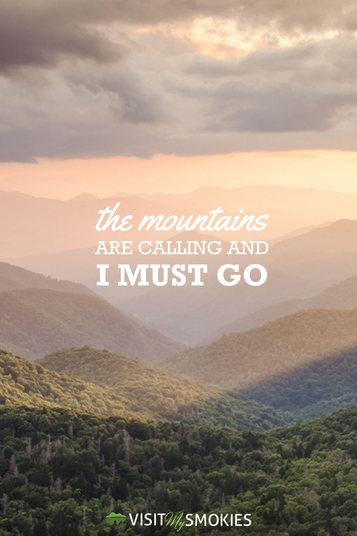 The Smoky Mountains Are Calling Travel The Smokies Mountains