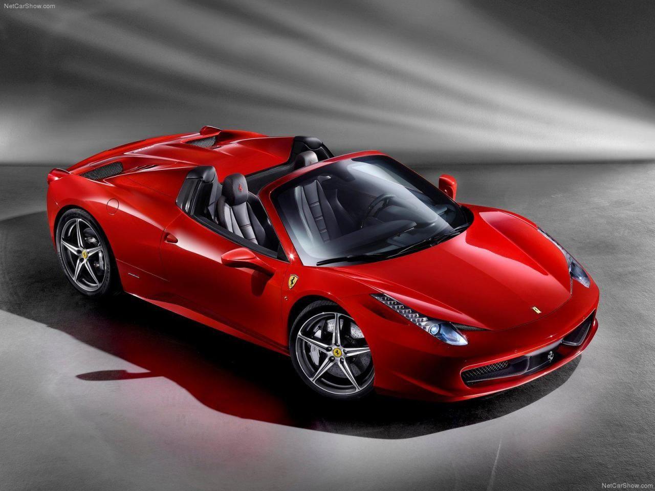фото 2013 Ferrari 458 Spider Ferrari 458 Ferrari 458 Italia Spider Ferrari Italia 458