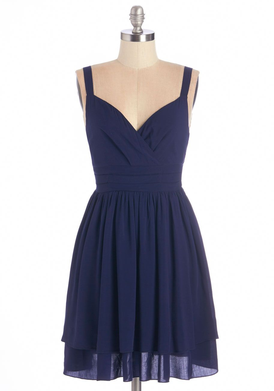 Elegant at Evenfall Dress