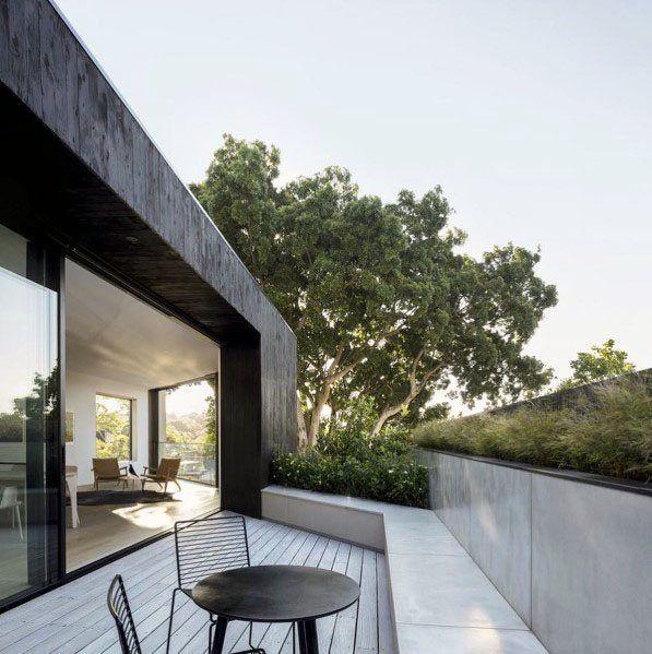 50 Pergola Designs: Top 50 Best Modern Deck Ideas