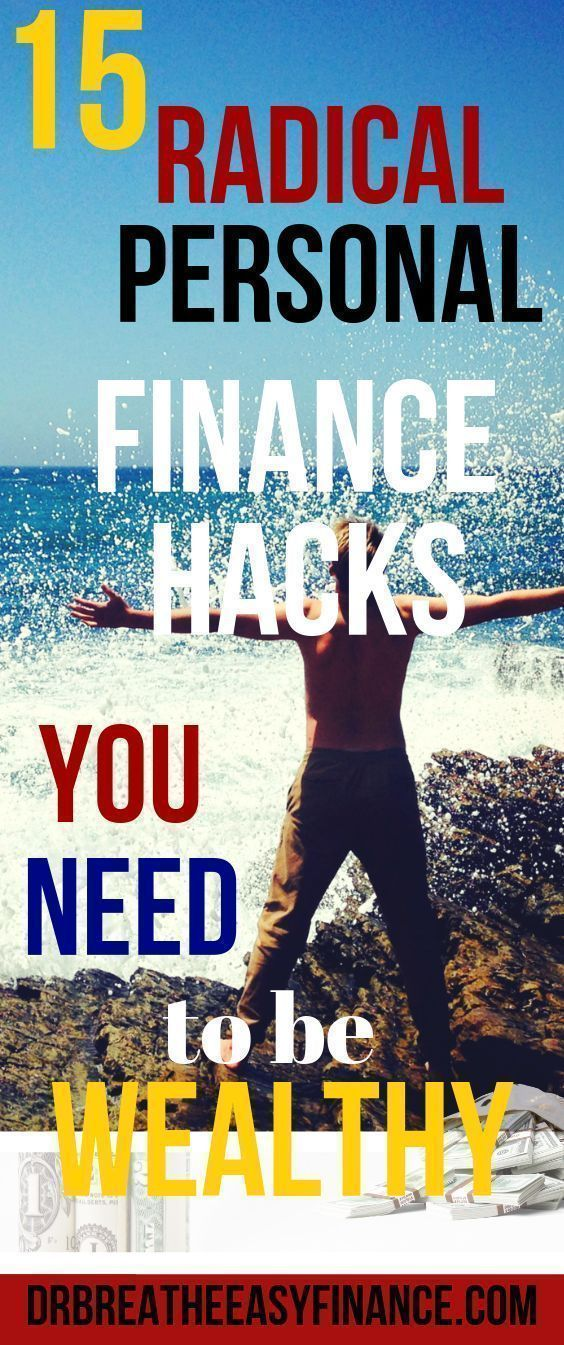 15 Radical Personal Finance HacksWith Podcast! 15 Radical ...