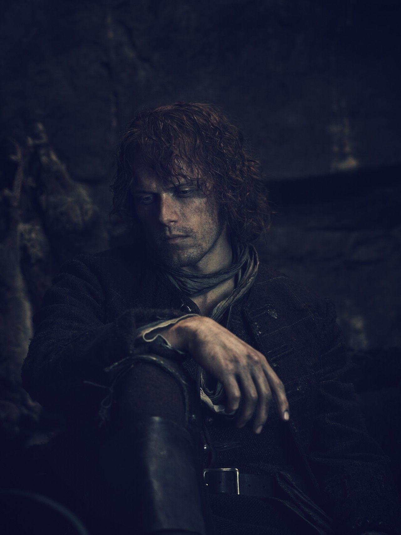 jamesandclairefraser | Outlander | Outlander season 3, Sam heughan