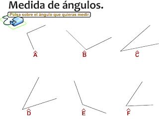 Mis Cosas De Maestra Medir Angulos Actividades Aprendizaje Fichas