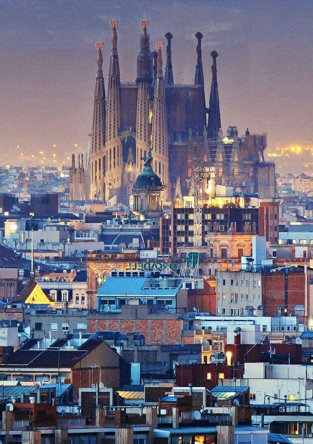 Barcelona Spain City wallpaper, Barcelona city, Spain travel