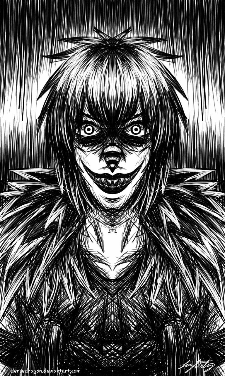 JustADoodle: Laughing Jack by DerseDragon.deviantart.com ...