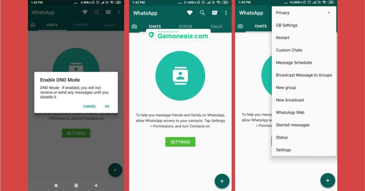 Download 10 Whatsapp Mod Apk Anti Blokir Terbaru 2020 Gamonesia Download Whatsapp Aero V8 20 Terbaru 2020 Java S Tech Download Yow Anti Trending Topics Mod