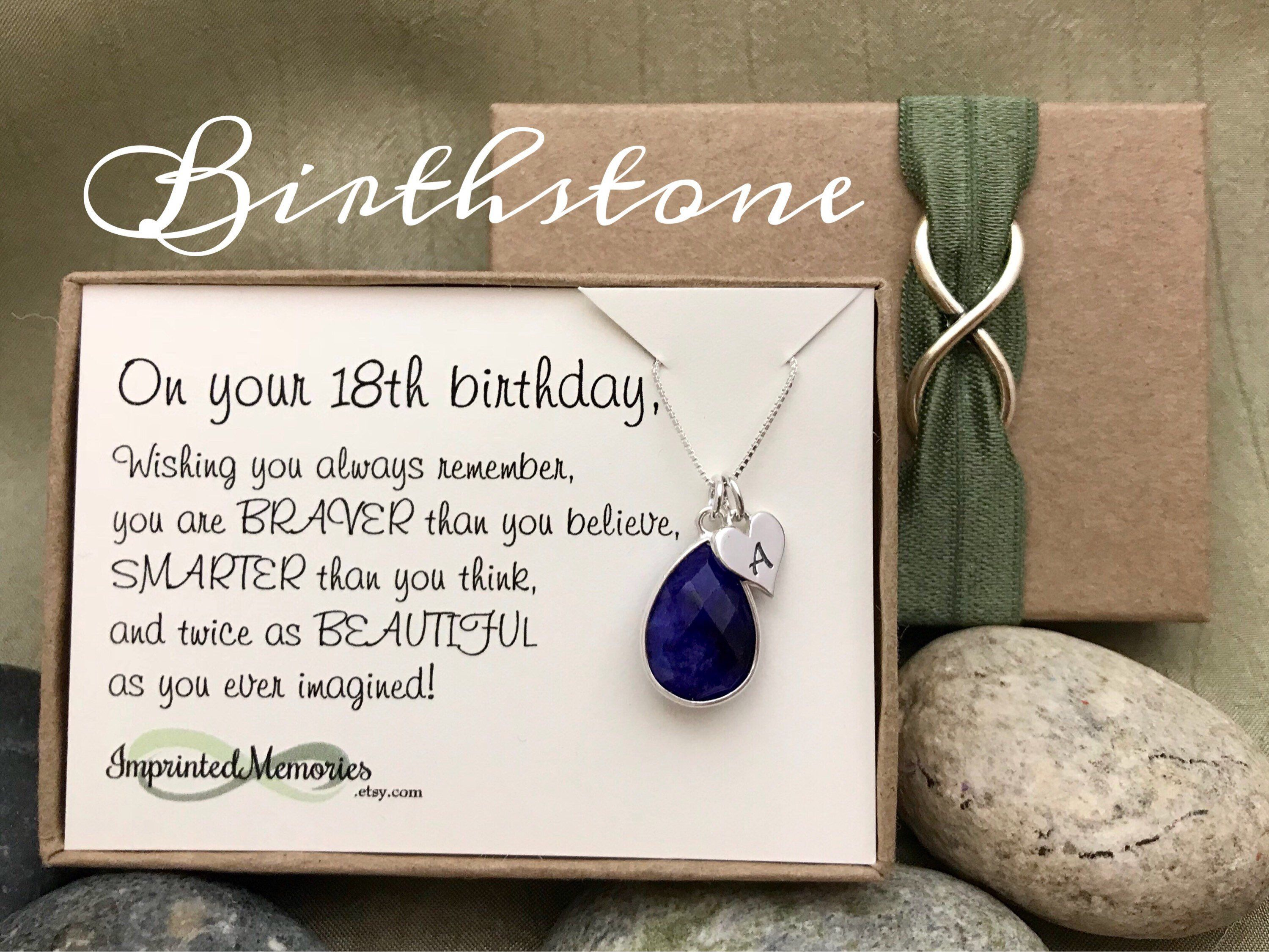 18th Birthday Gift For Her Birthday Gift For 18th Birthday Gift