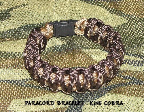 Handmade Paracord Lanyard, Bracelet, Keychain ...: Handmade Paracord Survival Bracelet for Sale