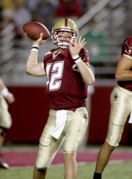 Matt Ryan Qb Boston College School Football College Football Players Tony Dorsett