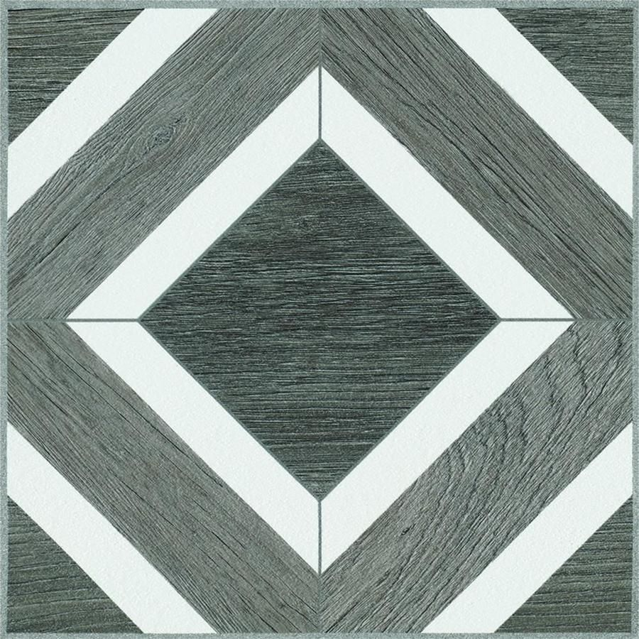 Armstrong Flooring Terraza 12 In X 12 In Harbor Gray Peel And