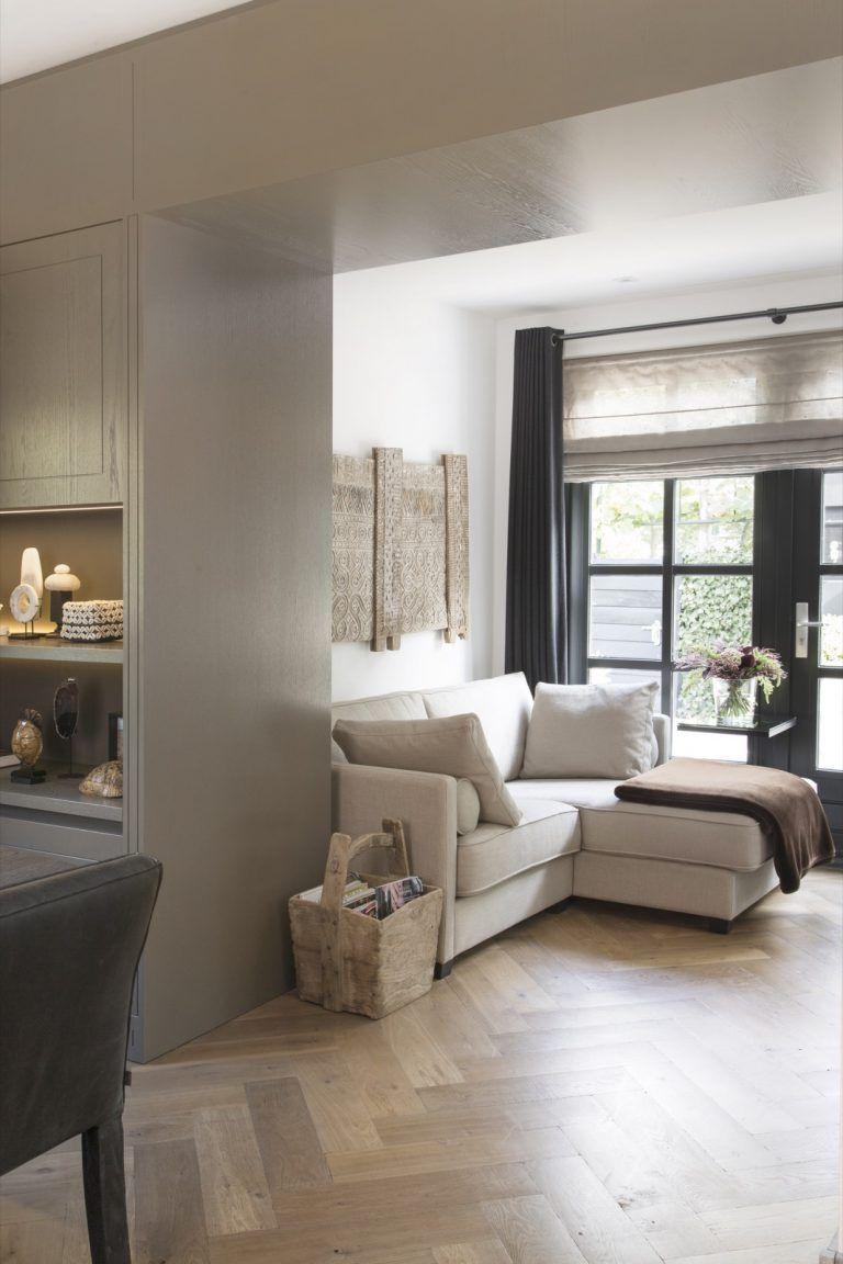 Luxe woonkamer inrichting met luxe meubels | Inrichtingen ...