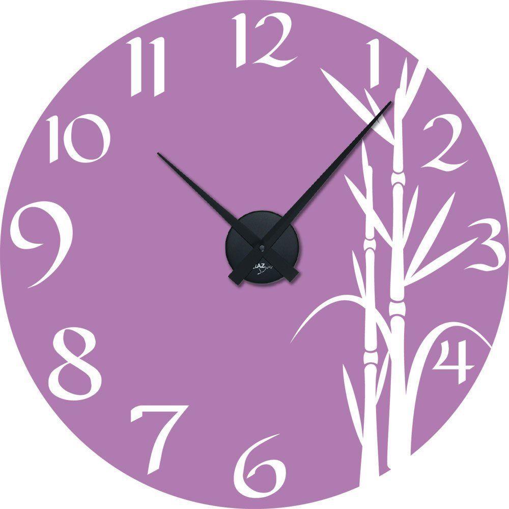 Wall Tattoo Clock By Graz Design Wandtattoo Wandtattoo Uhr Uhrwerk Wanduhr