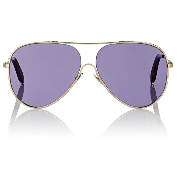 Womens Loop Aviator Sunglasses Victoria Beckham 43mRU1