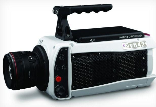 New Phantom V642 Super High Speed Video Camera High Speed Camera Cinema Camera Video Camera