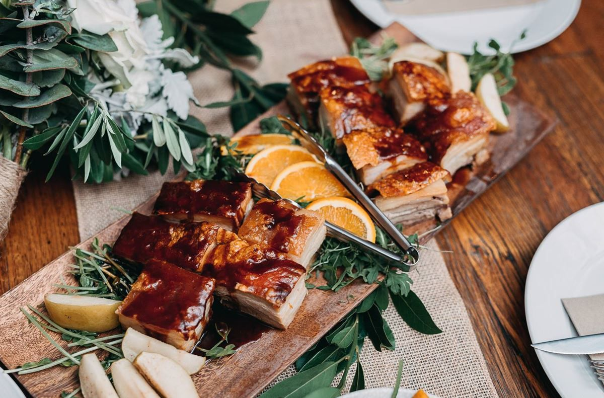Going Gourmet Wedding Caterers Clayton South Easy Weddings Wedding Food Catering Gourmet Wedding Catering