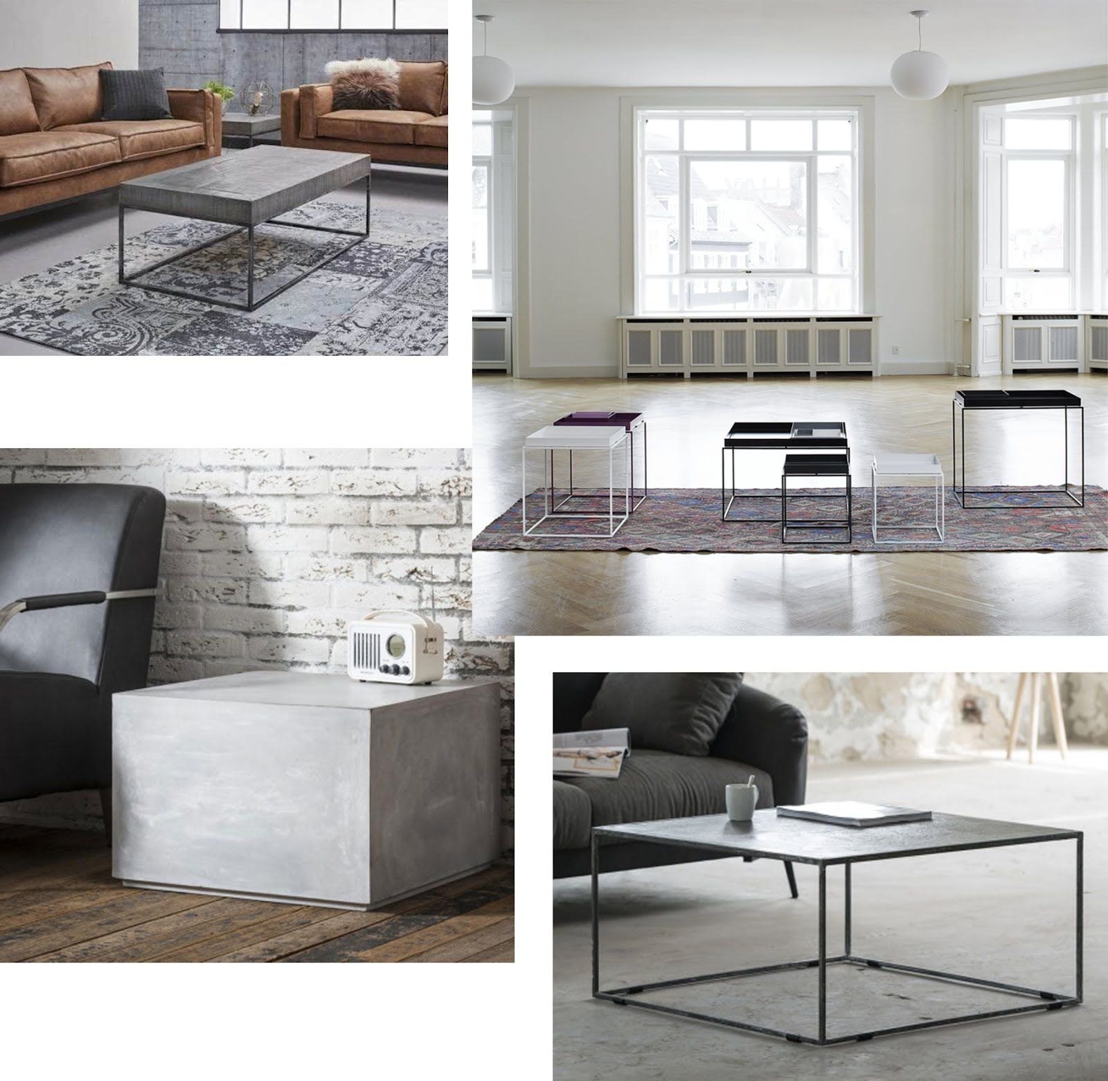 Betonlook Salon Tafel.Lions Home Interior Webshop Interieur Salon Tafel