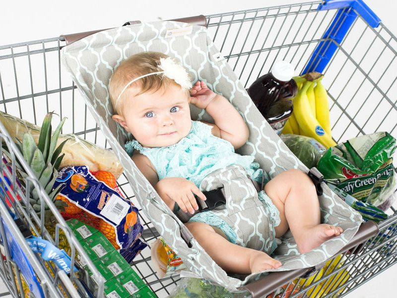 5 Safe Alternatives To Putting A Car Seat On Top Of The Shopping Cart Why You Should Never Place Baby Infant Your