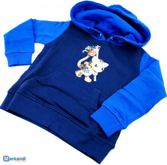 Stock Kids sweater with hood 2,50 EUR / Minimum order: 540pcs / Quantity: 7500pcs Metherlands  http://merkandi.gr/offer/paidika-poylober-me-koykoyla-2-50/id,60694/