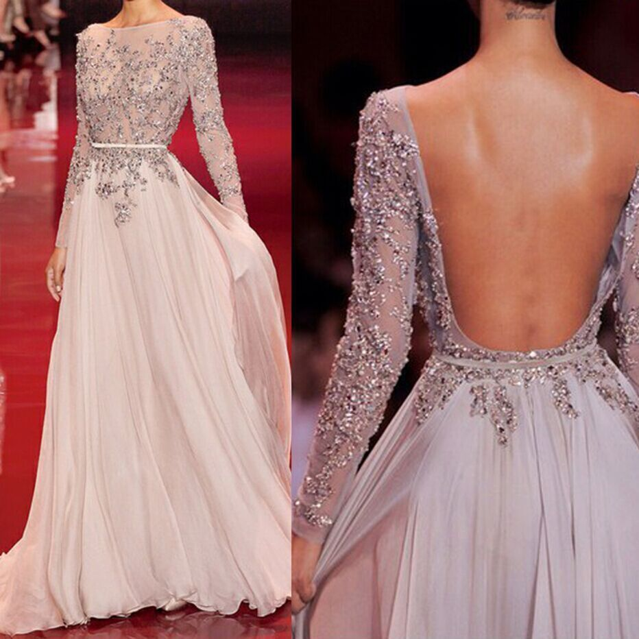 [5+] Newest Prom Dresses 2015