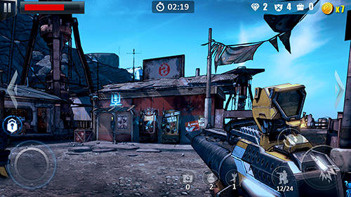 Commando fire go Armed FPS sniper shooting game for