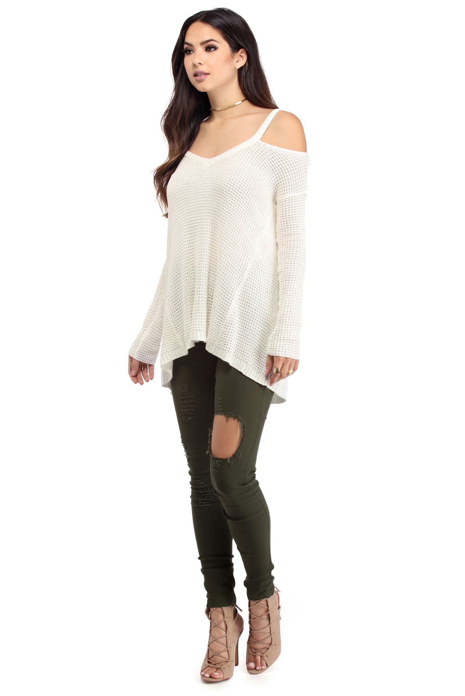 Ivory In The Moment Top | windsor