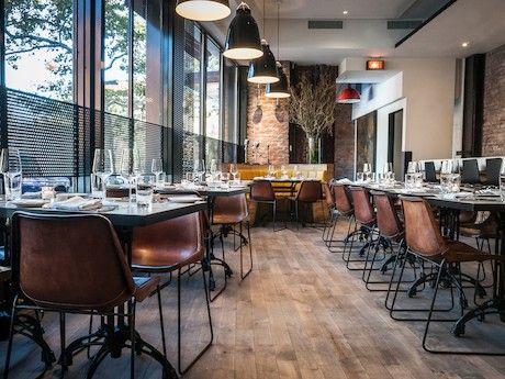 Charlie Bird Nyc New York Soho Soho Cafe Private Dining Room
