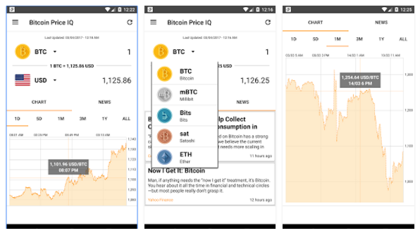 bitcoin android app