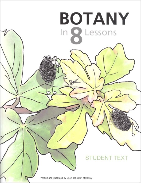 Botany in 8 Lessons - Student Text | Main photo (Cover)