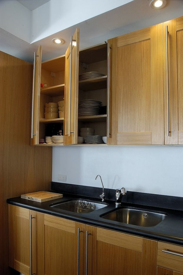 Kitchen cabinet trends haven\'t changed as much as other areas around ...