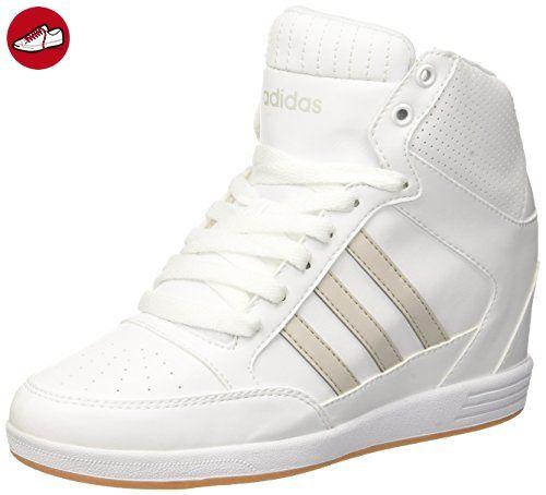 Zapatillas adidas Damen Zapatillas Super Wedge W Low Hals, Elfenbein Elfenbein adidas (Ftwbla) b50df72 - colja.host