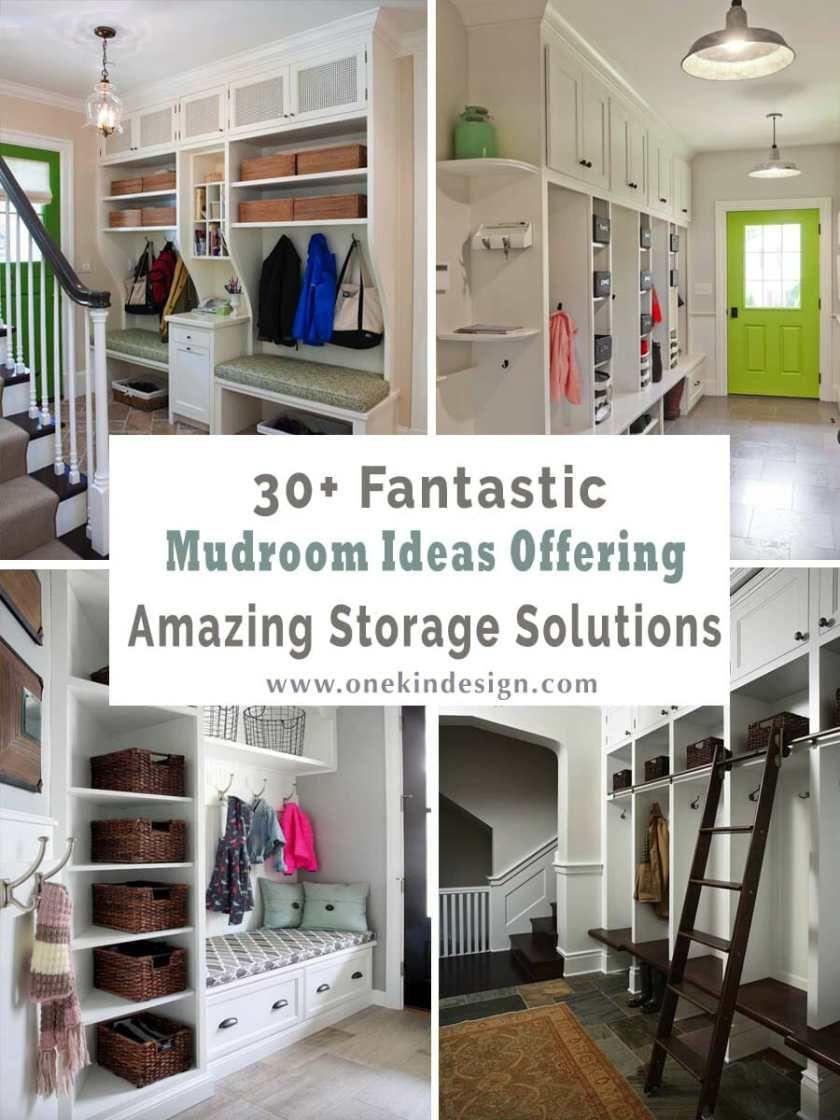 30 Fantastic Mudroom Ideas Offering Amazing Storage Solutions With Images Entry Design Mudroom Mudroom Design