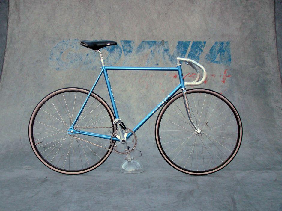 Gianni Motta Track Bike Porn Pinterest