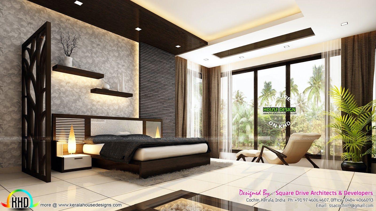 Beautiful interior designs for bedroom also modern design house rh pinterest