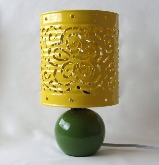 Beautiful bastelidee f r lampe selber bauen aus Dose