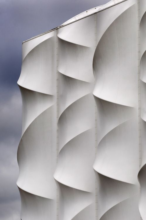 UK - London 2012 - Olympic Park - Basketball Arena...