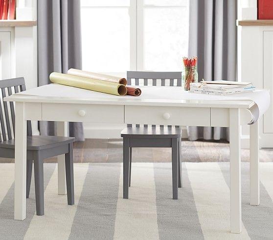 Carolina Craft Play Table Kids Table And Chairs Playroom Table