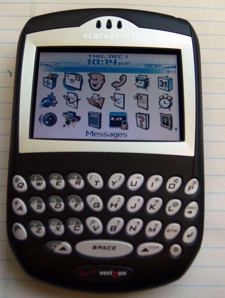 blackberry 7250 verizon phone and charger fast free shipping rh pinterest com BlackBerry Tour 9630 Manual BlackBerry 6230